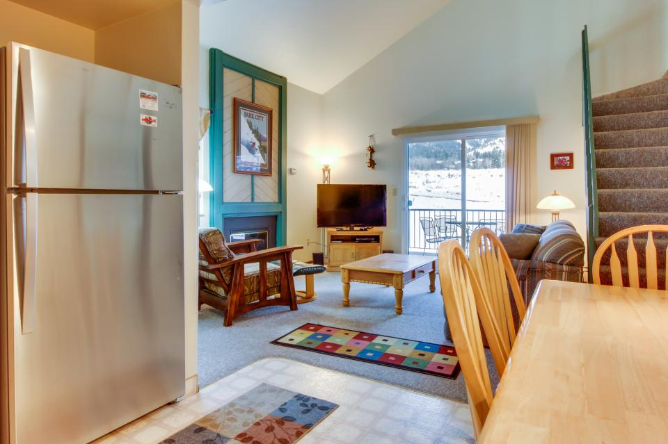 Red Pine Canyons View Condo - Park City Vacation Rental - Photo 6