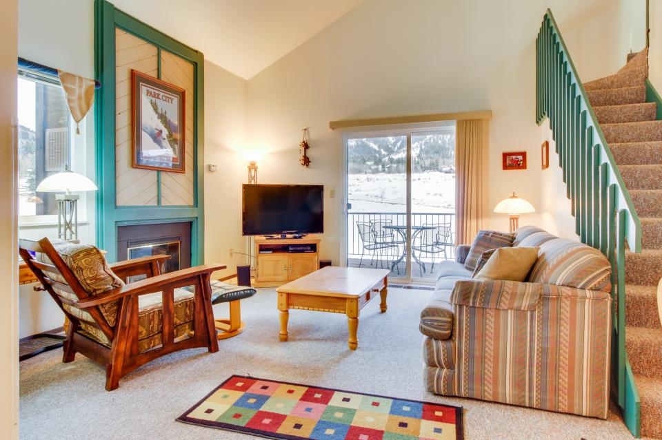 Red Pine Canyons View Condo - Park City - Take a Virtual Tour
