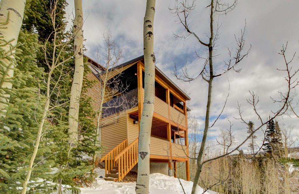 The Viewtiful Brian Head Cabin - Brian Head Vacation Rental - Photo 46