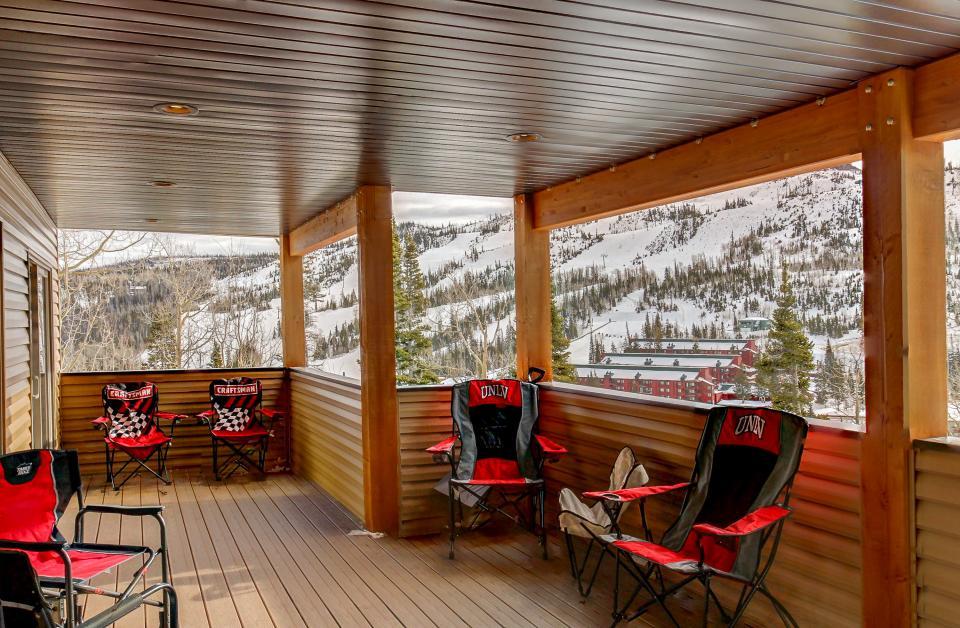 The Viewtiful Brian Head Cabin - Brian Head Vacation Rental - Photo 1