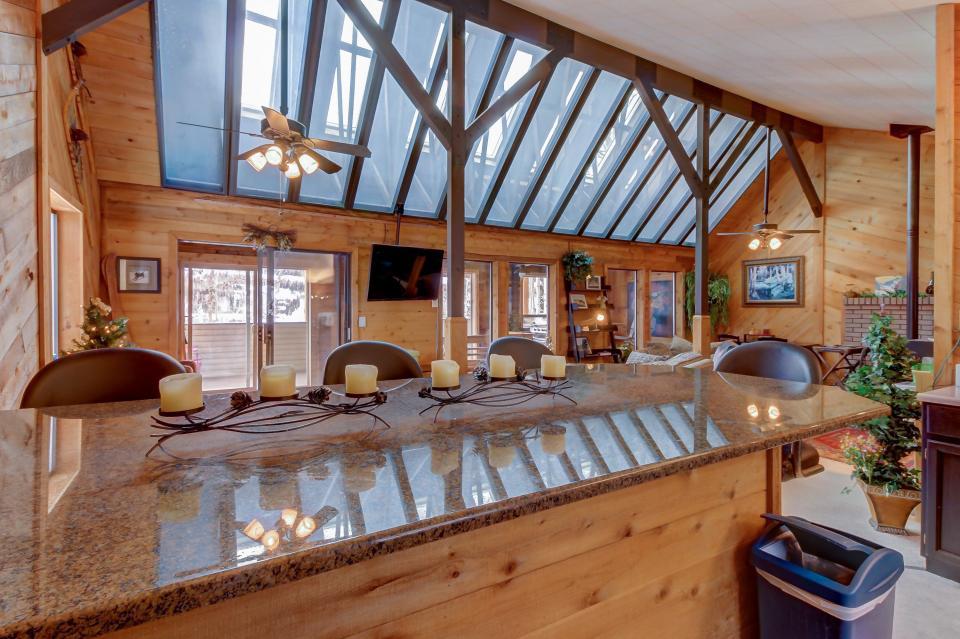 The Viewtiful Brian Head Cabin - Brian Head Vacation Rental - Photo 9