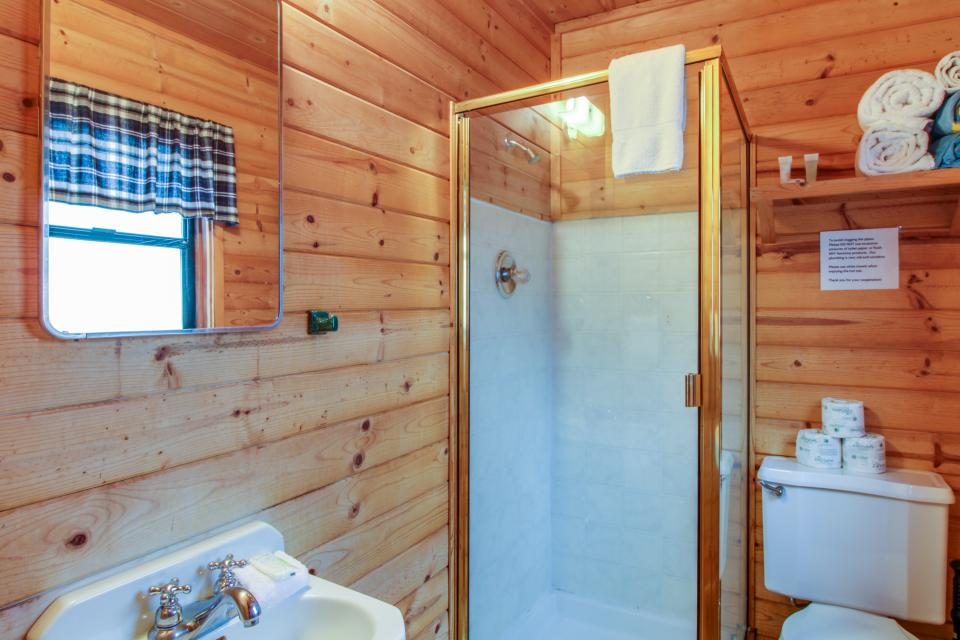 Spruce Grove Snowshoe Cabin - South Lake Tahoe Vacation Rental - Photo 12