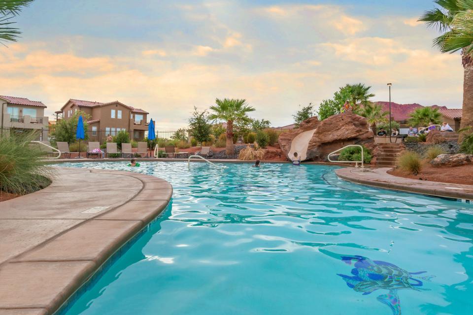 Lily Pad Place: Paradise Village #40 - Santa Clara Vacation Rental - Photo 47