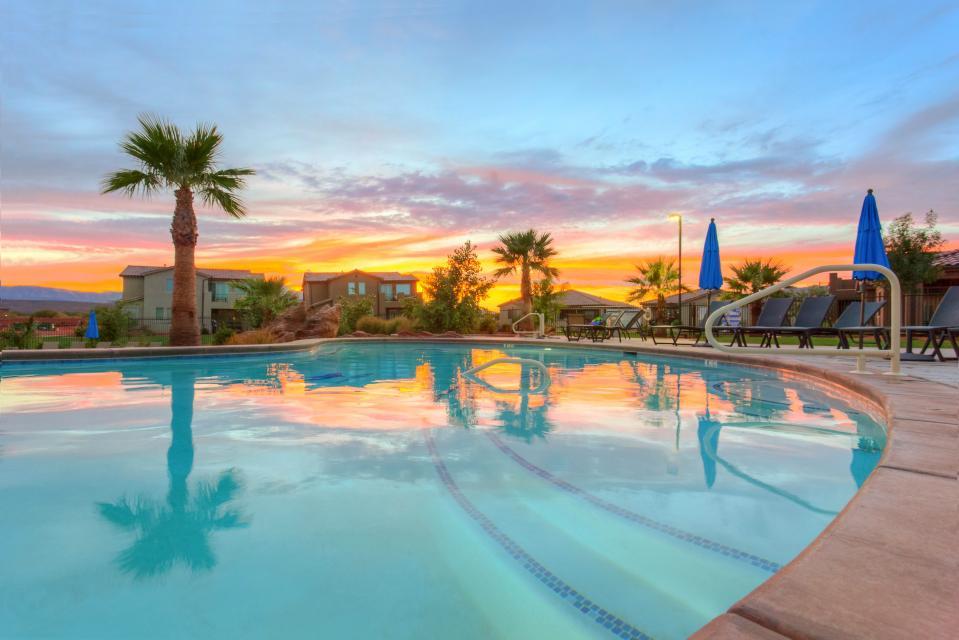 Lily Pad Place: Paradise Village #40 - Santa Clara Vacation Rental - Photo 2