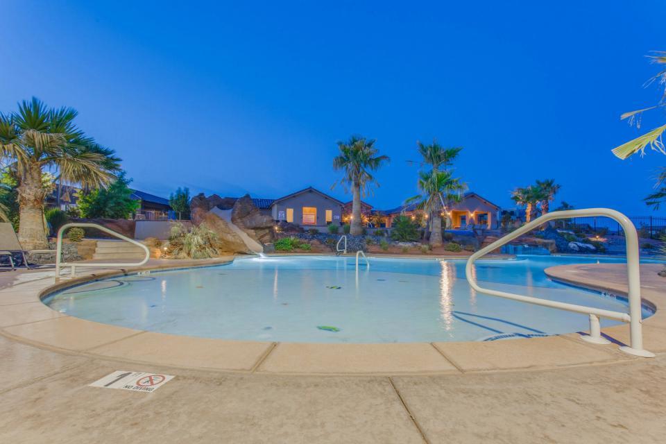 Snow Canyon View: Paradise Village #46 - Santa Clara Vacation Rental - Photo 73