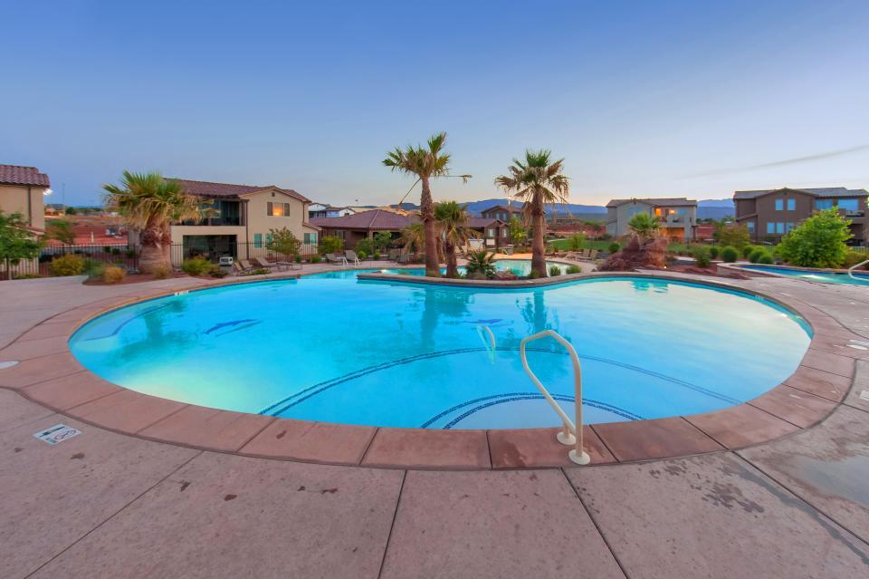 Snow Canyon View: Paradise Village #46 - Santa Clara Vacation Rental - Photo 69