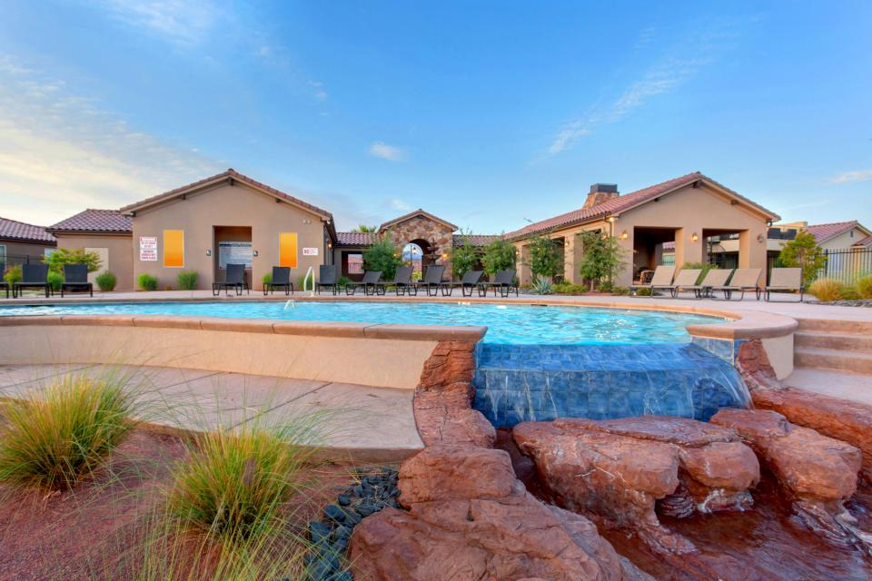 Oasis: Paradise Village #26b - Santa Clara Vacation Rental - Photo 42