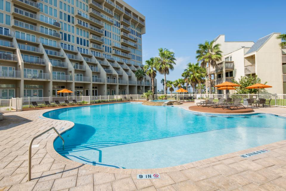Solare tower 1110 3 bd vacation rental in south padre for Cabin rentals south padre island tx