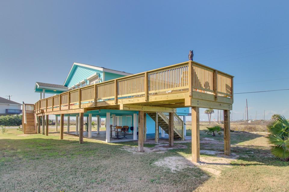 Blue Ribbon Cottage - Galveston Vacation Rental - Photo 40