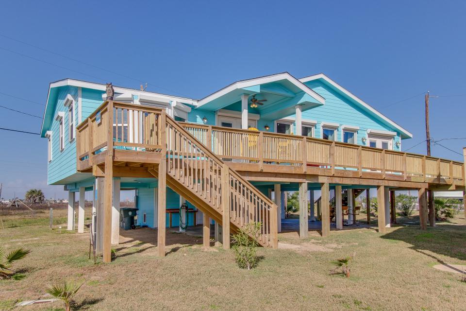 Blue Ribbon Cottage - Galveston Vacation Rental - Photo 3