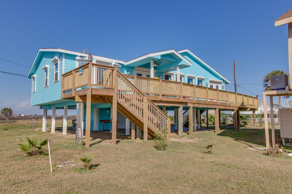 Blue Ribbon Cottage - Galveston Vacation Rental - Photo 38