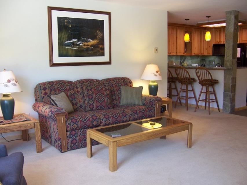 The Summit 67 - Mammoth Lakes Vacation Rental - Photo 1
