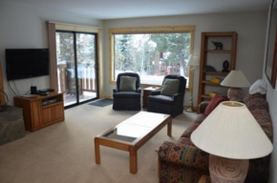 The Summit 67 - Mammoth Lakes Vacation Rental - Photo 2
