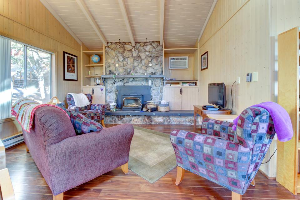Quiet Californian Cabin - Idyllwild Vacation Rental - Photo 3