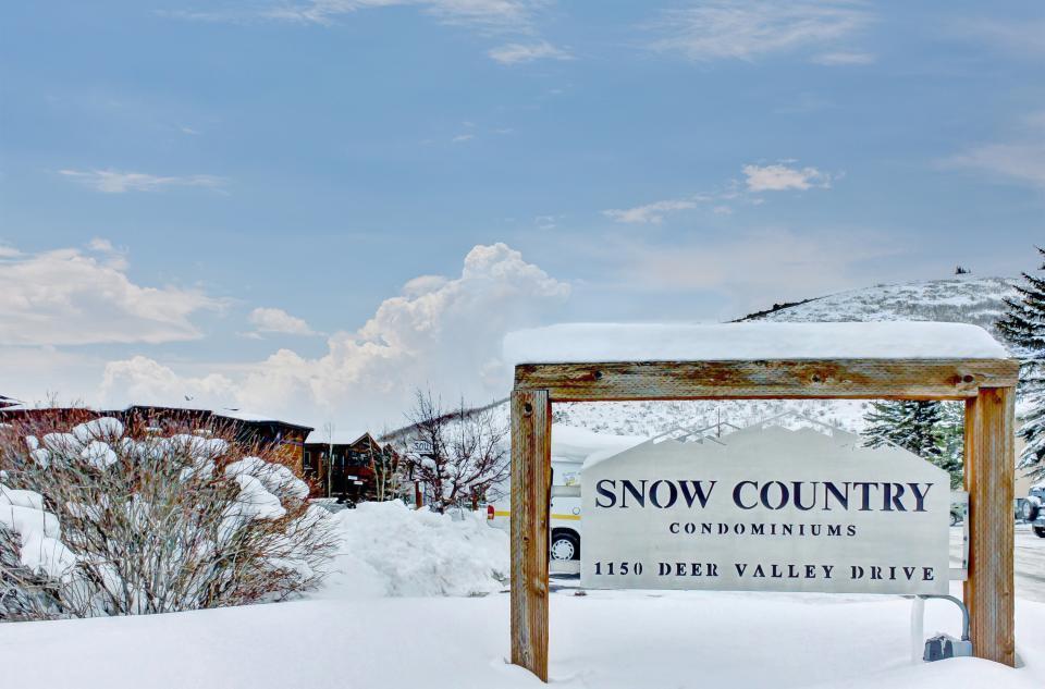 Snow Country Hideaway - Park City - Take a Virtual Tour