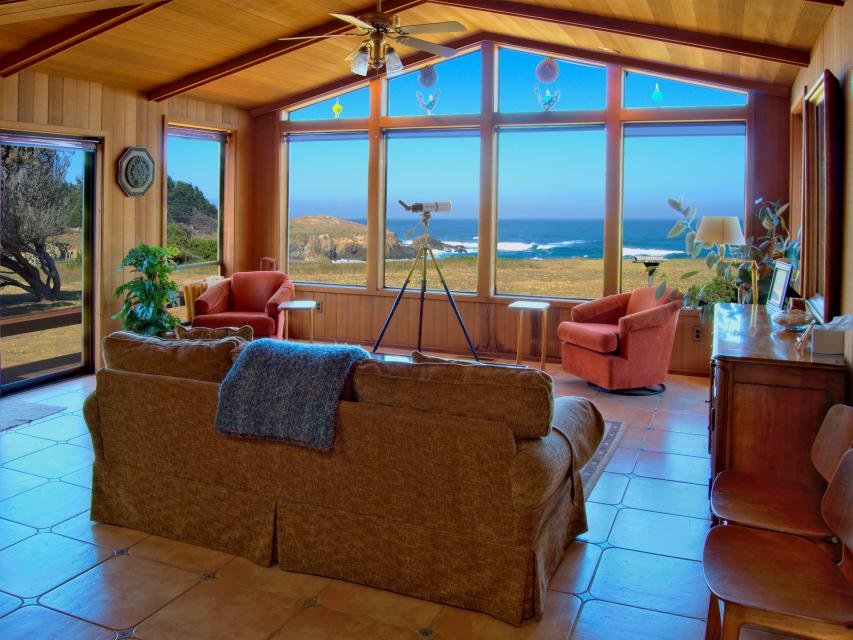 Sunset Point - Fort Bragg Vacation Rental
