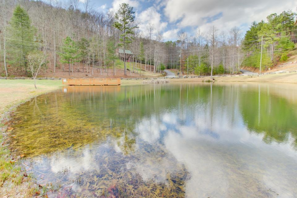 Red Wolf Lodge - Sevierville Vacation Rental - Photo 40