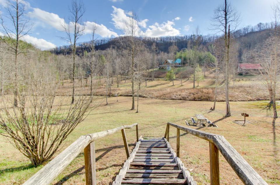 Red Wolf Lodge - Sevierville Vacation Rental - Photo 43
