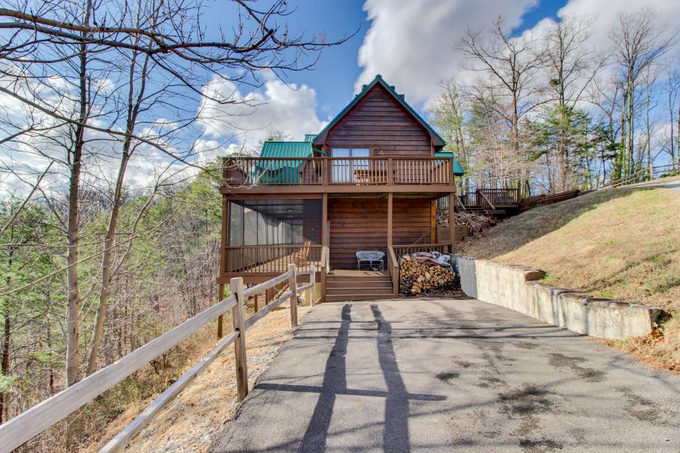 Red Wolf Lodge - Sevierville Vacation Rental - Photo 42