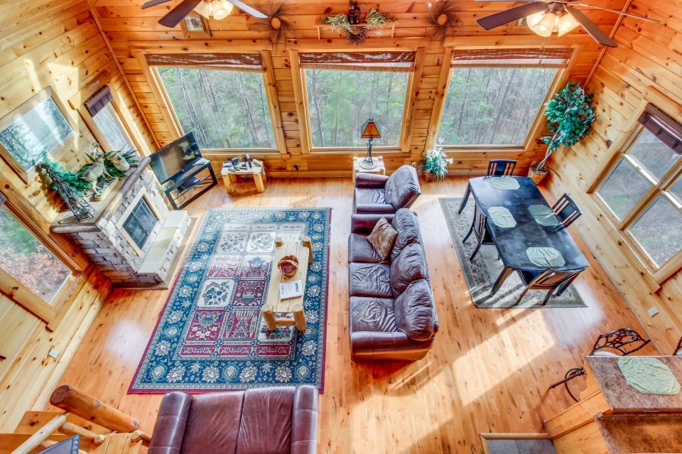 Martin's Retreat - Sevierville Vacation Rental - Photo 44