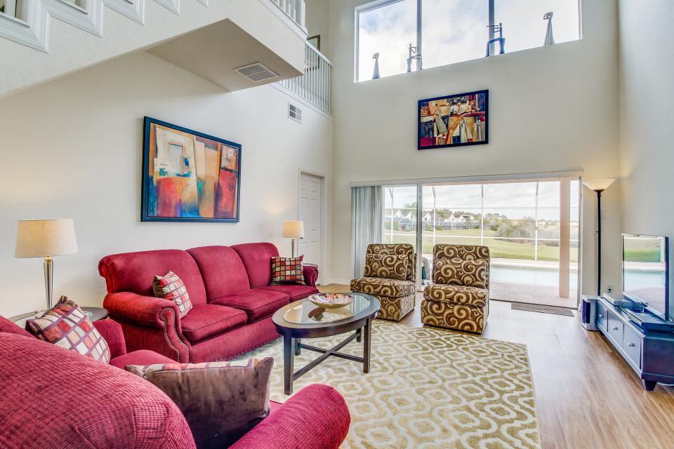 Vista Villa - Davenport Vacation Rental - Photo 4