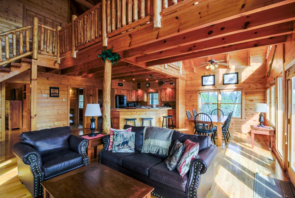 The Laughing Salamander  - Sevierville Vacation Rental - Photo 28