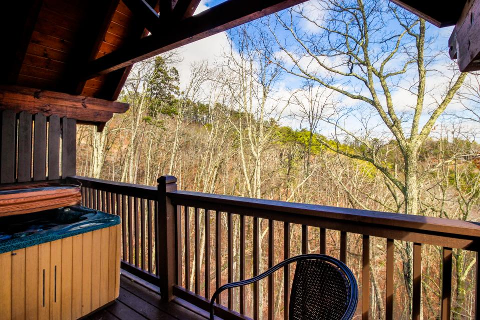 The Laughing Salamander  - Sevierville Vacation Rental - Photo 24