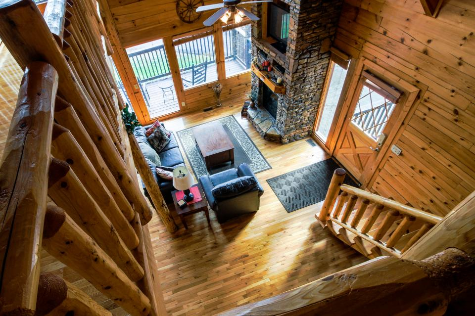 The Laughing Salamander  - Sevierville Vacation Rental - Photo 31