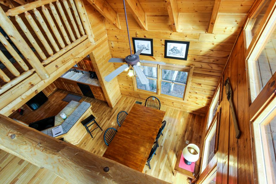 The Laughing Salamander  - Sevierville Vacation Rental - Photo 12