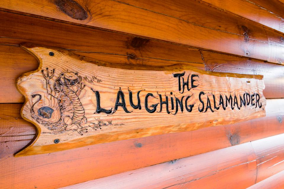 The Laughing Salamander  - Sevierville Vacation Rental - Photo 27