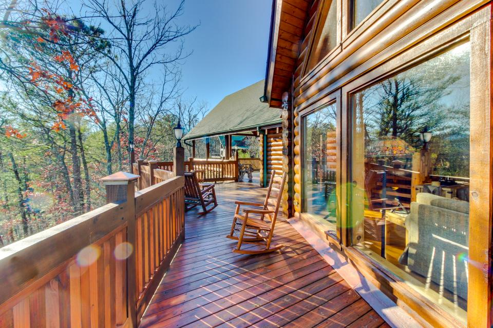 Heaven on a Hill - Sevierville Vacation Rental - Photo 53