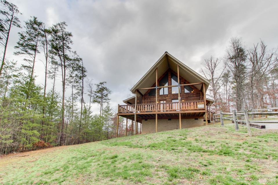 An Indian Dream Cabin - Sevierville Vacation Rental - Photo 27