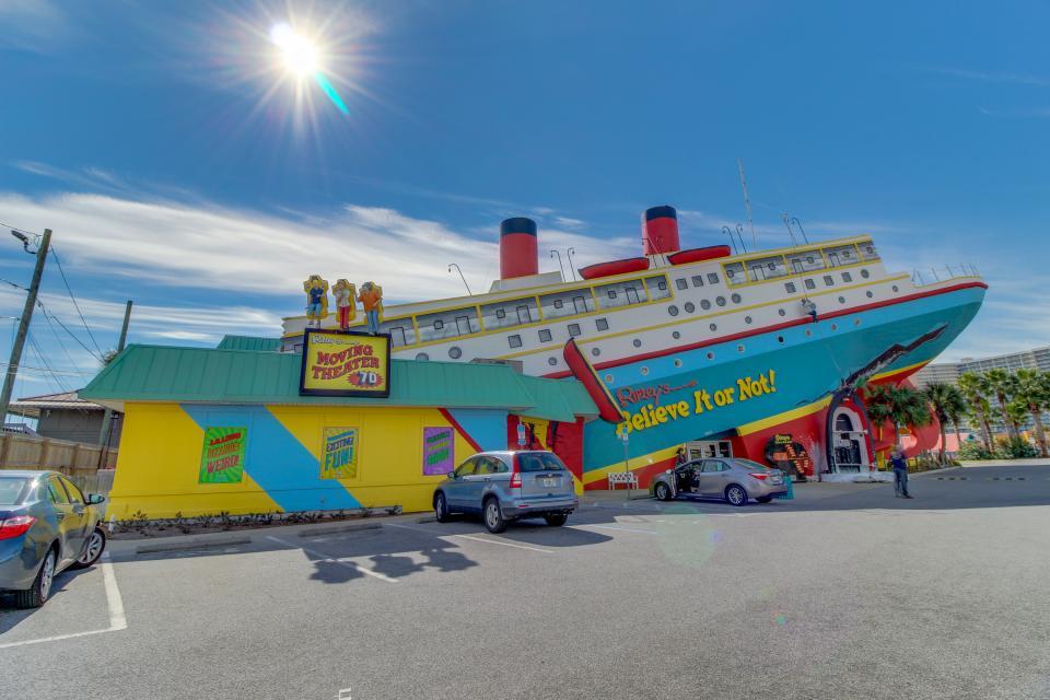 Fontainebleau 205 - Panama City Beach Vacation Rental - Photo 18