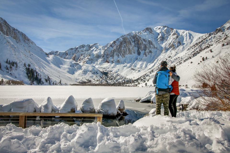Cabins 24 - Mammoth Lakes Vacation Rental - Photo 39