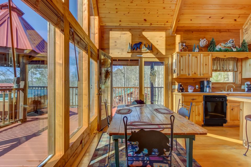 Beauty and the Beast Cabin - Sevierville Vacation Rental - Photo 7
