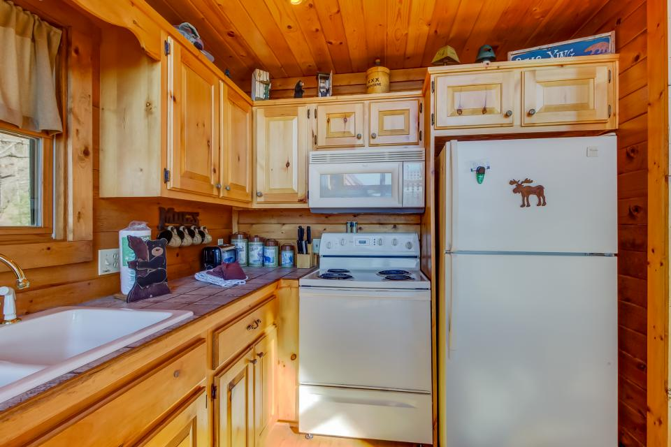 Beauty and the Beast Cabin - Sevierville Vacation Rental - Photo 10