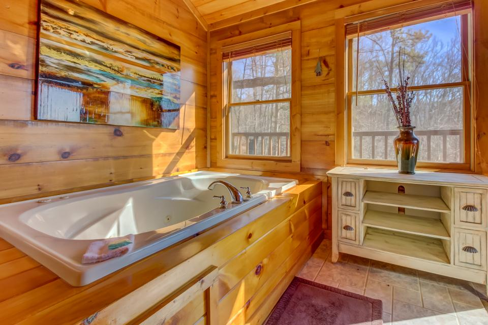 Beauty and the Beast Cabin - Sevierville Vacation Rental - Photo 14
