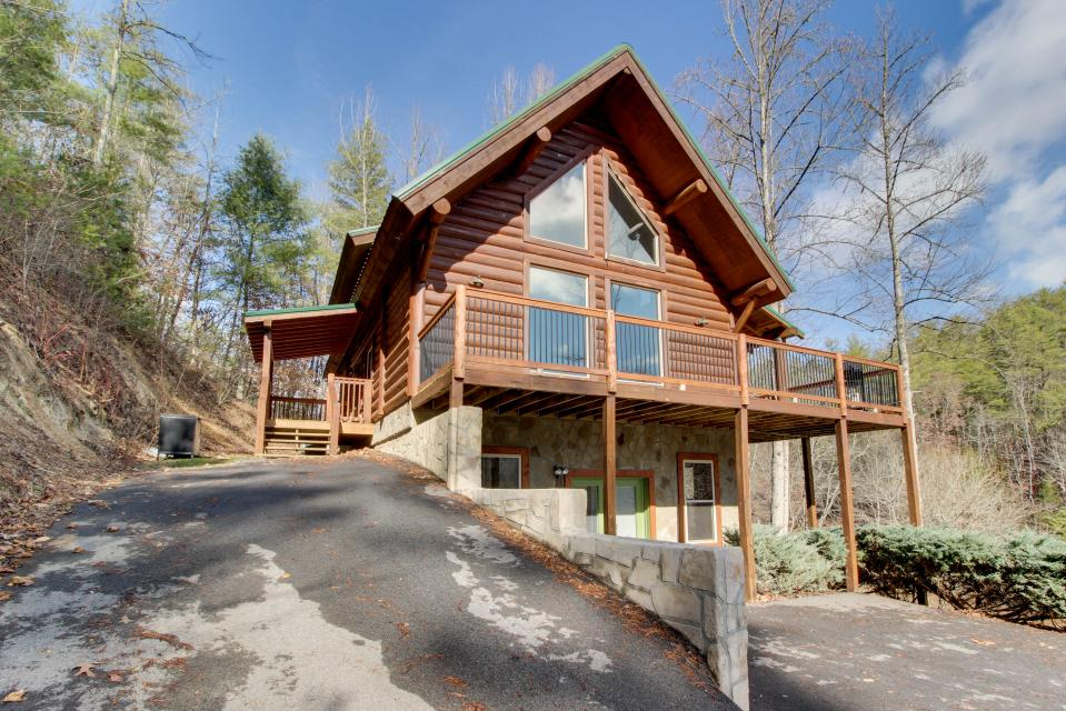 Moose Lodge - Sevierville Vacation Rental - Photo 29