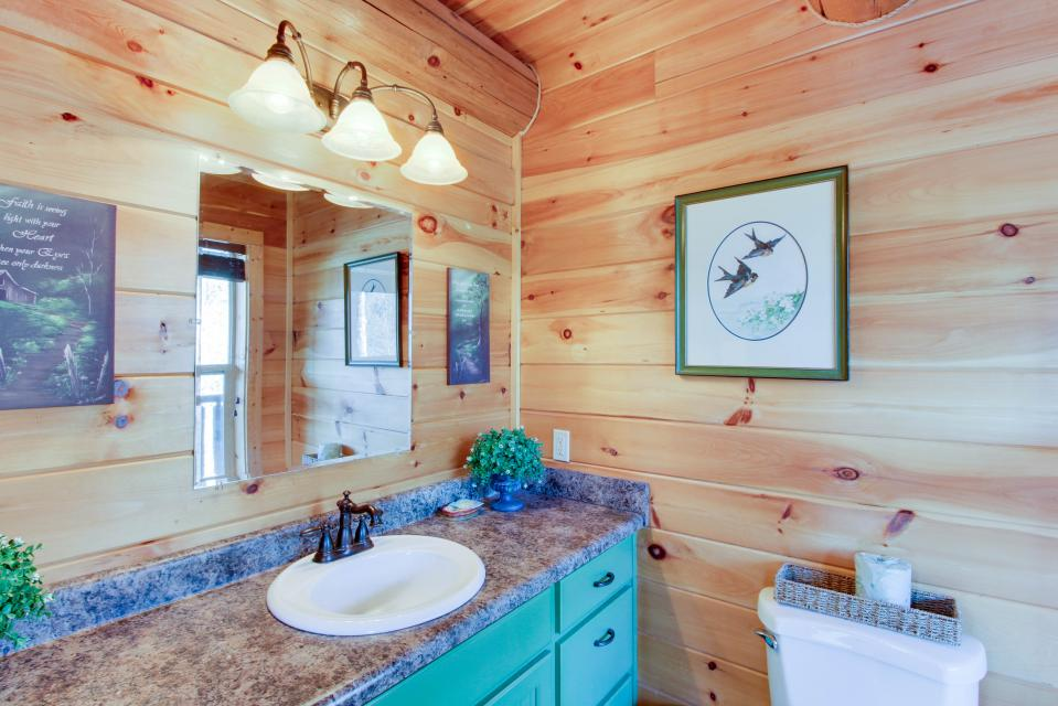 Moose Lodge - Sevierville Vacation Rental - Photo 20