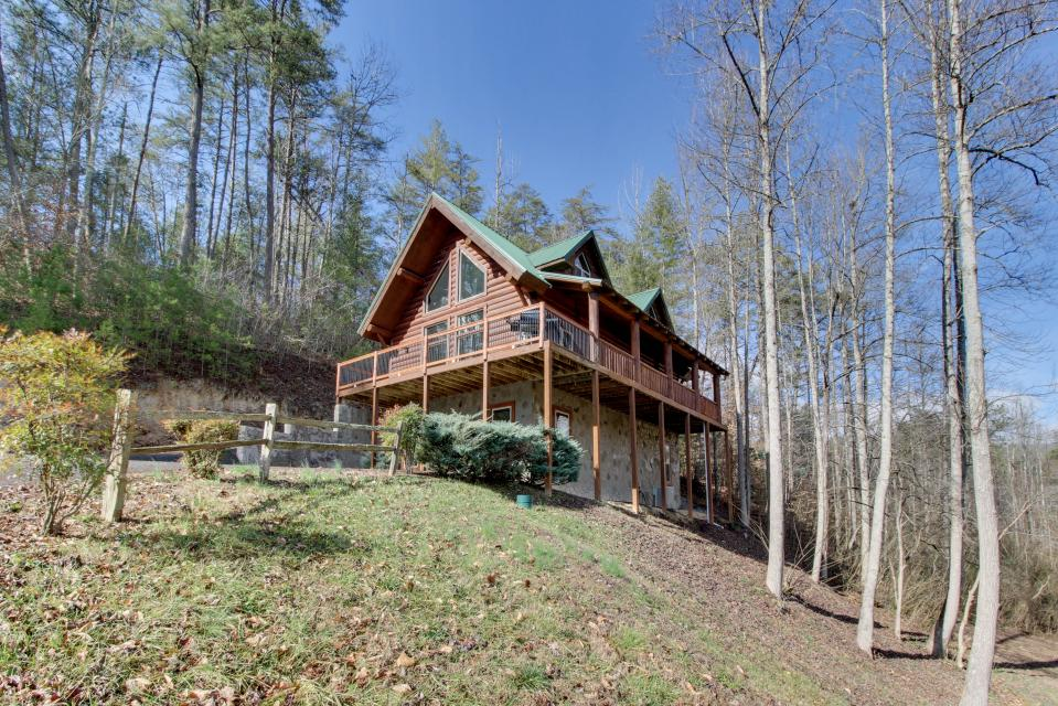 Moose Lodge - Sevierville Vacation Rental - Photo 1