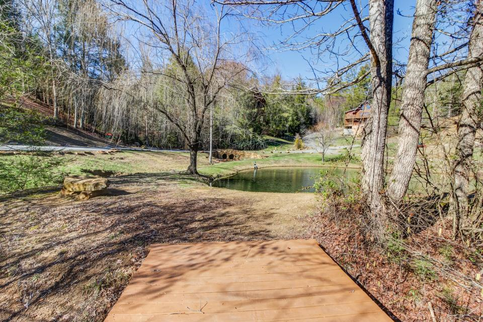 Serenity's View Cabin - Sevierville Vacation Rental - Photo 47