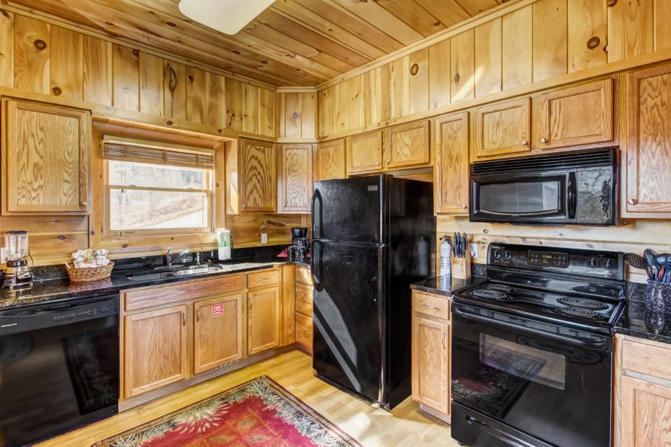 Serenity's View Cabin - Sevierville Vacation Rental - Photo 7