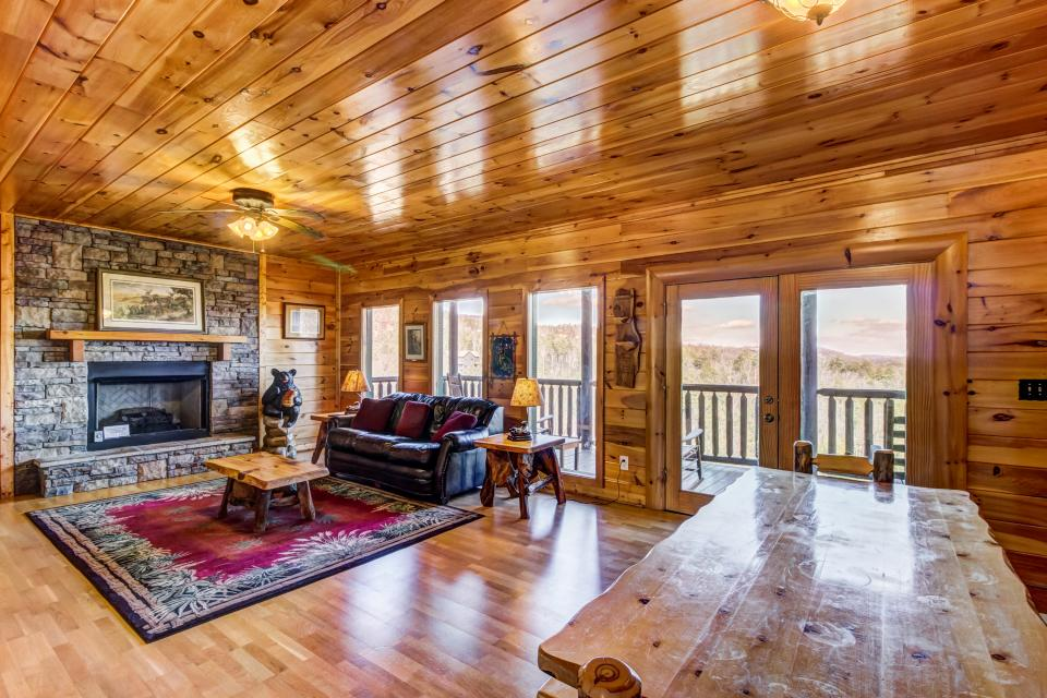 Serenity's View Cabin - Sevierville Vacation Rental - Photo 31