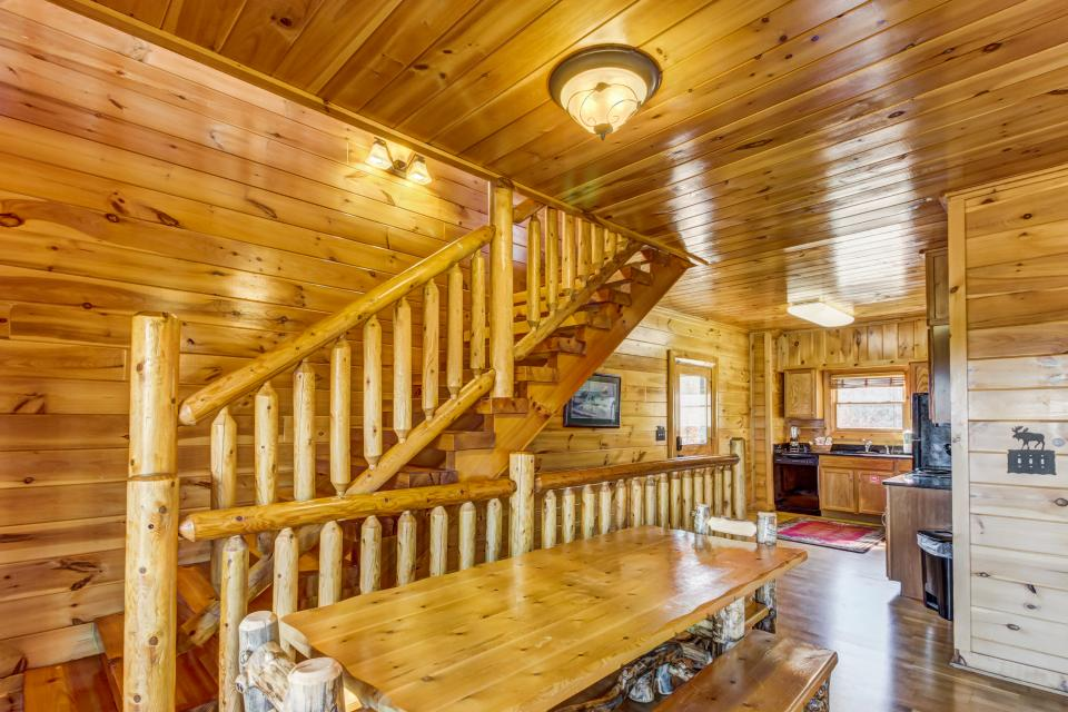 Serenity's View Cabin - Sevierville Vacation Rental - Photo 6