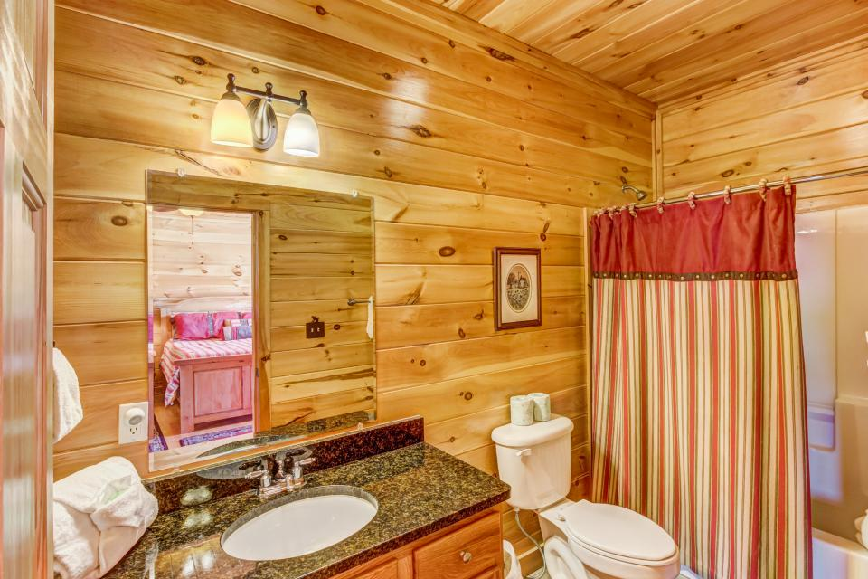 Serenity's View Cabin - Sevierville Vacation Rental - Photo 11