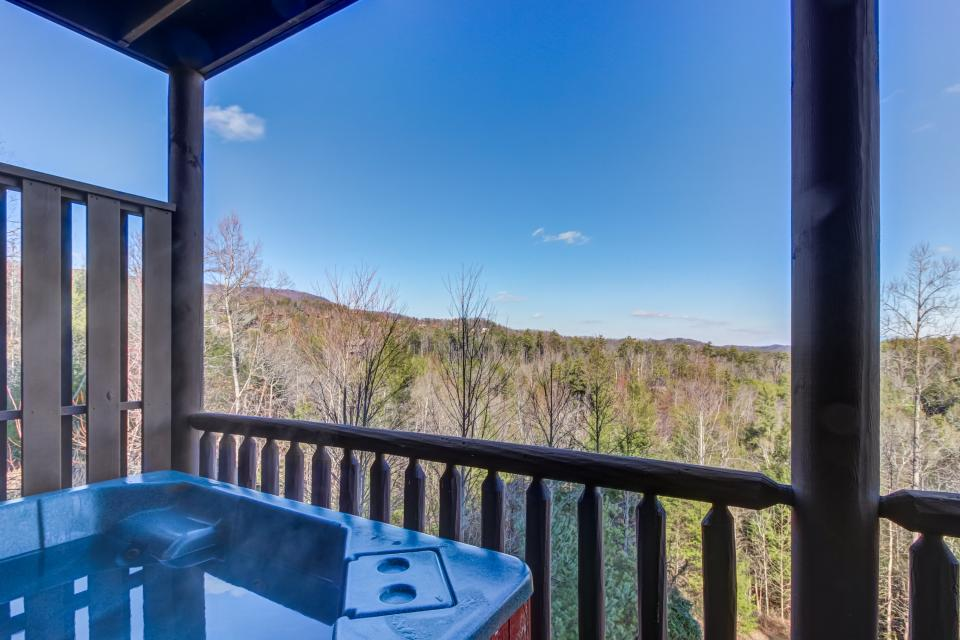 Serenity's View Cabin - Sevierville Vacation Rental - Photo 3