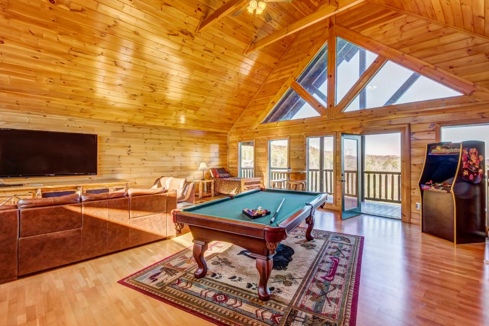 Serenity's View Cabin - Sevierville Vacation Rental - Photo 2