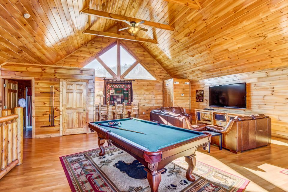 Serenity's View Cabin - Sevierville Vacation Rental - Photo 25