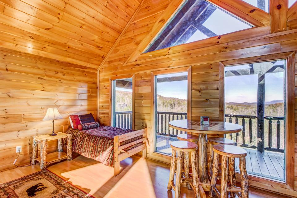 Serenity's View Cabin - Sevierville Vacation Rental - Photo 23