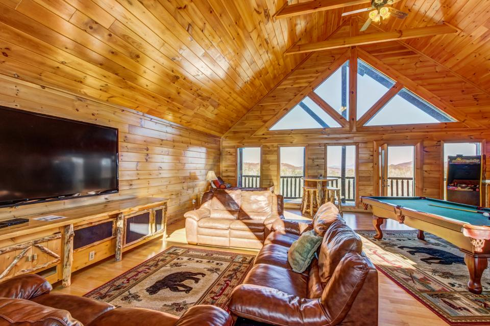 Serenity's View Cabin - Sevierville Vacation Rental - Photo 27